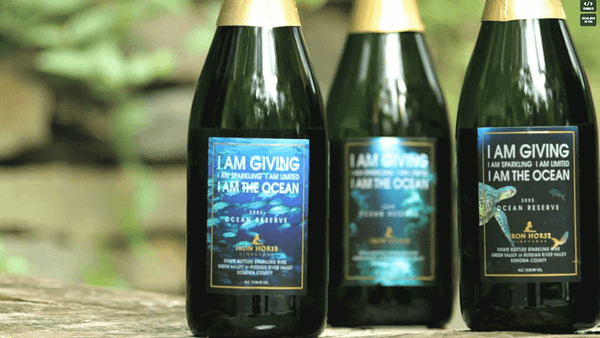 Iron Horse bottles
